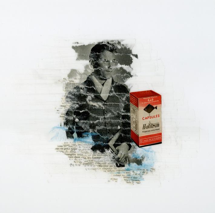 Zonder titel 206, 35 x 35 cm, 2009