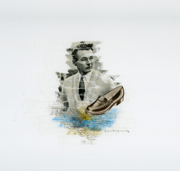Zonder titel 207, 38 x 28 cm, 2009