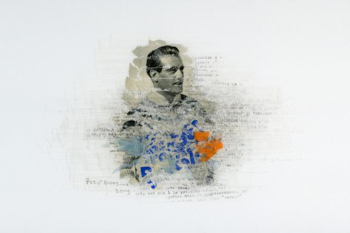 Zonder titel 208, 38 x 24 cm, 2009