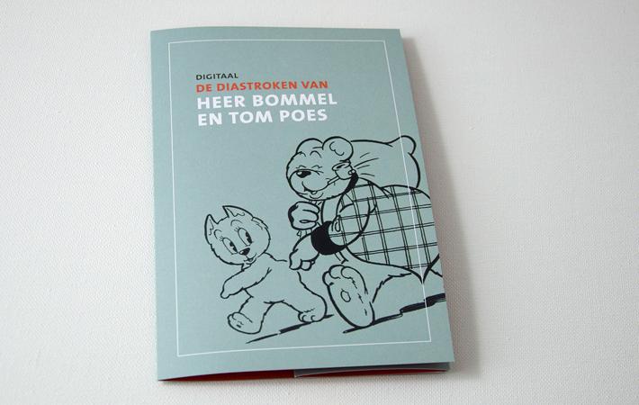 Heer Bommel en Tom Poes