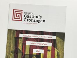 Folder Hospice Gasthuis Groningen