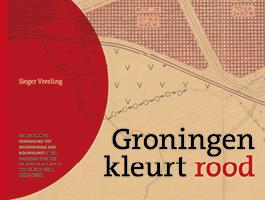 Groningen kleurt rood