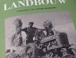 Boek Landbouw