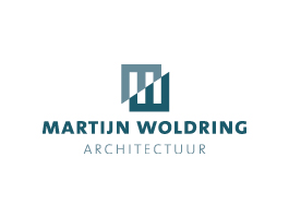 Huisstijl Martijn Woldring Architectuur