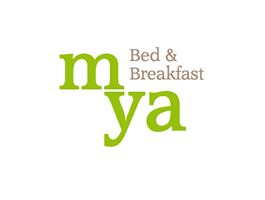 Ontwerp logo Bed & Breakfast Mya