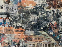 Collage 175 jaar Boom Uitgevers
